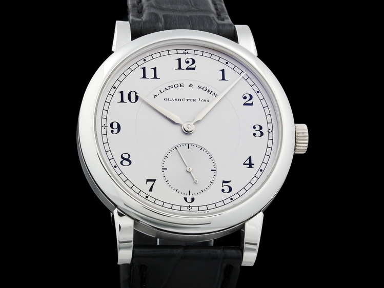 A Lange Amp S 246 Hne 1815 Platinum 40 5mm Limited Edition