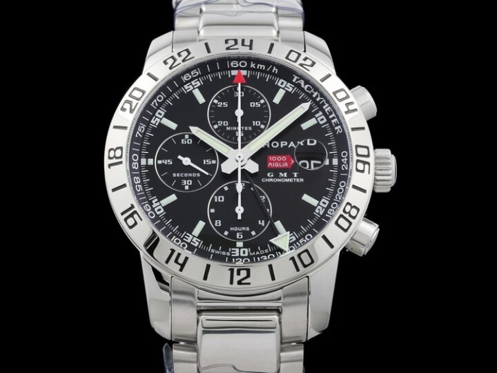 CHOPARD MILLE MIGLIA GMT CHRONOGRAPH 42,5mm | 158992-3001 |