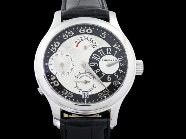 CHOPARD L.U.C REGULATEUR GMT POWER RESERVE 9 DAYS 39,5MM | 161874-1001