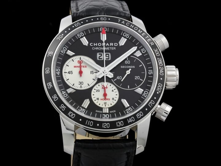 CHOPARD CLASSIC RACING JACKY ICKX EDITION V LIMITED OF 2000 42,4MM | 168543-3001