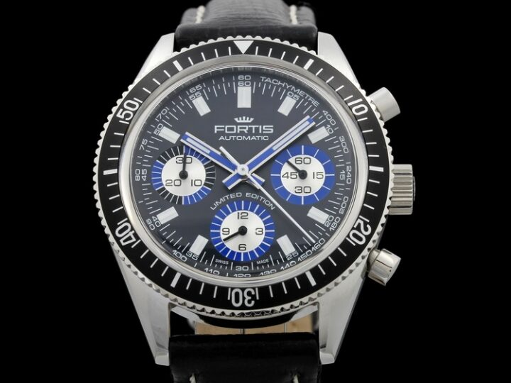FORTIS MARINEMASTER VINTAGE CHRONO AUTOMATIK LIMITED OF 500 40,5MM | 800.20.85