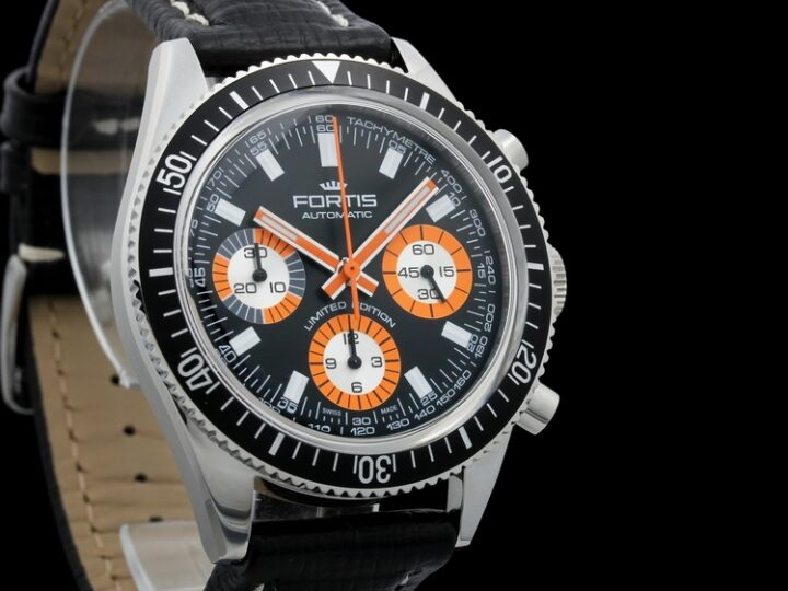 FORTIS MARINEMASTER VINTAGE CHRONO AUTOMATIK 40,5MM | LIMITED OF 500