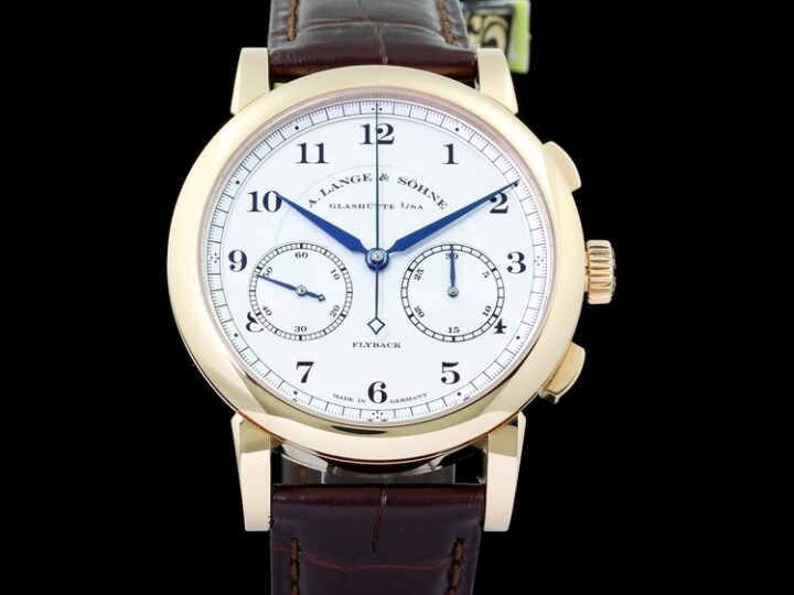 A. LANGE & SÖHNE 1815 CHRONOGRAPH 18kt ROTGOLD 39,5MM | 402.032 | LSLS4024AD