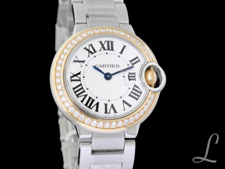 CARTIER BALLON BLEU 28 DE CARTIER LADIES 28 MM | Ref. WE902079