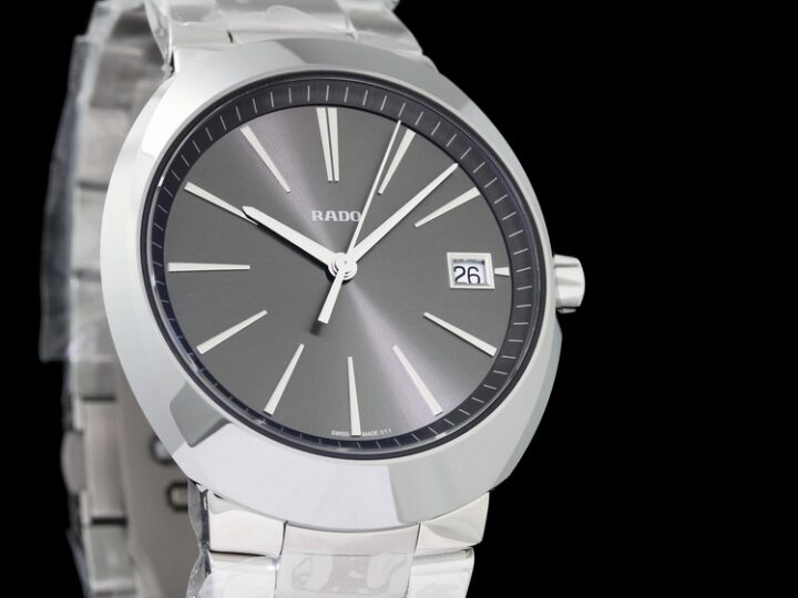 RADO D-STAR DATE QUARZ KERAMIK 42mm | R15943113 | 01.291.0943.3.011