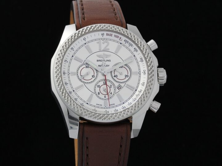 BREITLING FOR BENTLEY BARNATO SPECIAL EDITION EDELSTAHL 42MM | A41390