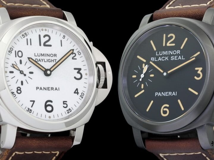 PANERAI SPECIAL EDITION LUMINOR 8 DAYS SET 500PCS | PAM 785 | PAM 602 | PAM 594