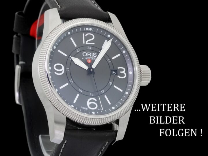 ORIS BIG CROWN SWISS HUNTER TEAM PS EDITION GREY DIAL 44MM | 01 733 7629 4063