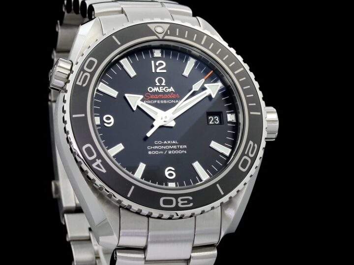 Omega Seamaster Planet Ocean Big Size 600m Co-Axial Chronograph 45,5mm, Ref.232.32.46.51.01.003