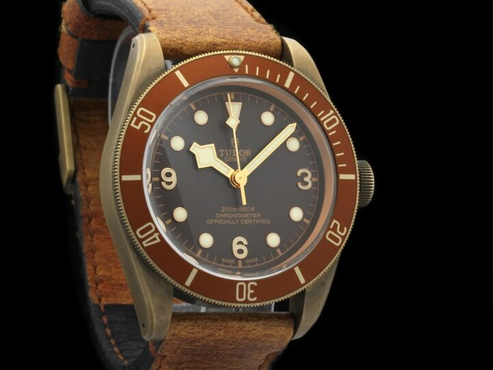 Tudor Heritage Black Bay Bronze 43mm, Ref.79250BM