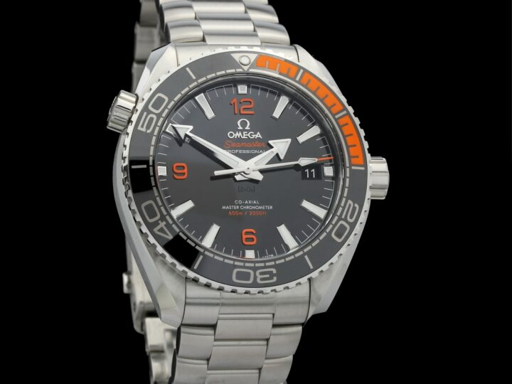 Planet Ocean 600M Omega Co-Axial Master Chronometer 43,5mm, Ref. 215.30.44.21.01.002