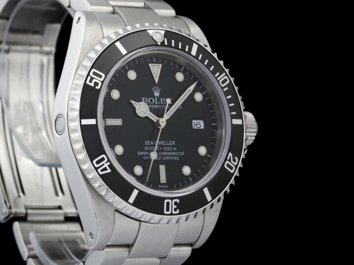 Rolex Sea-Dweller 4000 40mm, A-Serie, LC100, 16600