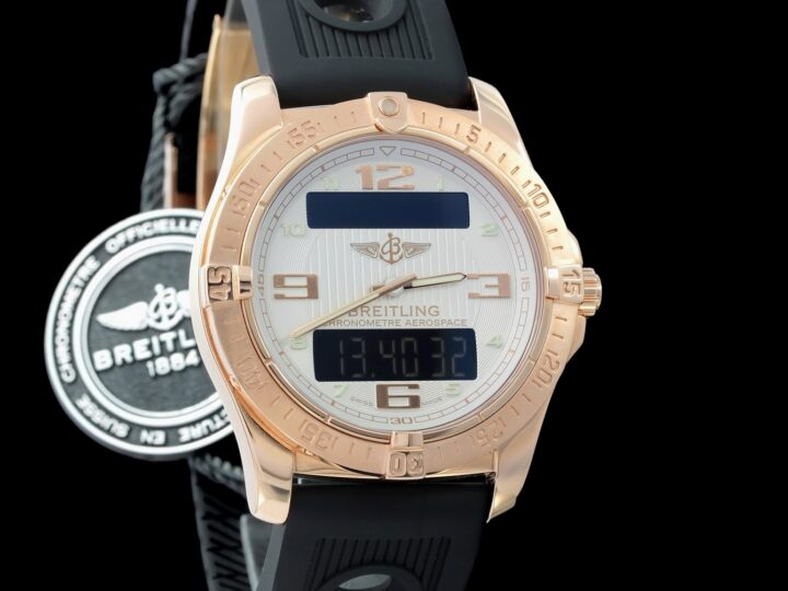Breitling Aerospace Avantage 42mm, Rosegold, Limited Edition 100, R7936211/G681