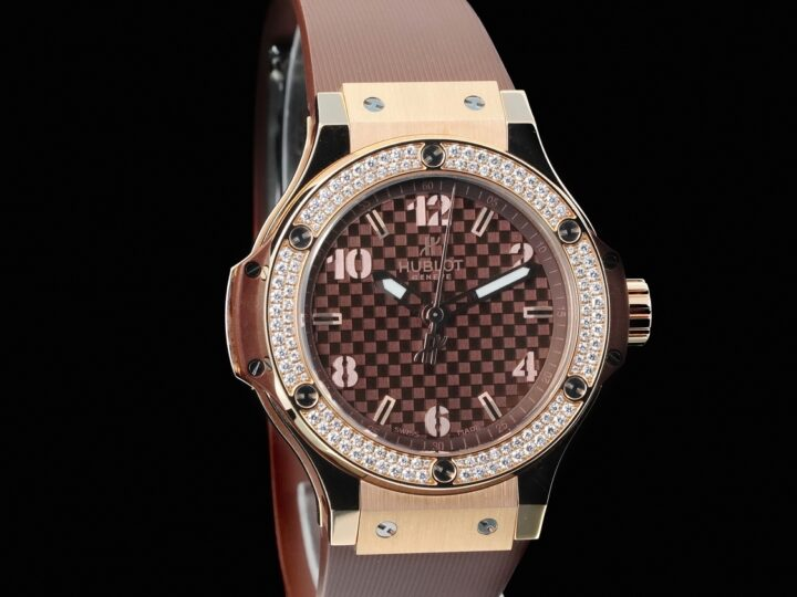 Hublot Big Bang Cappuccino 38mm, Rosegold, 361.PC.3380.RC.1104