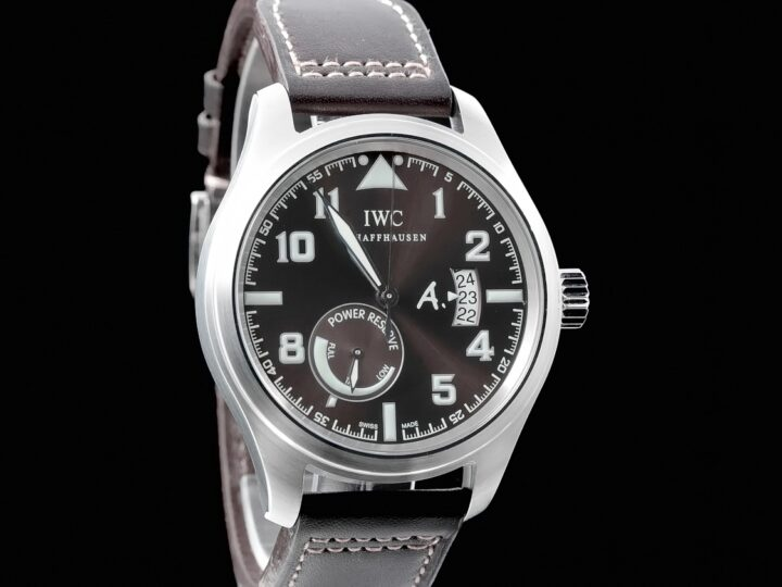 IWC Fliegeruhr 44mm Limited Edition 1178, Saint Exupéry, Power Reserve, IW320104