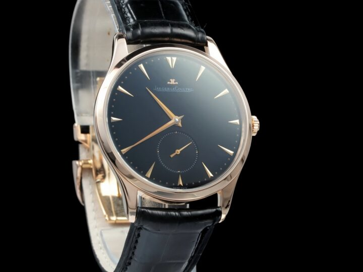 Jaeger LeCoultre Master Grand Ultra Thin Small Second 40mm, Q1352470, 174.2.90S