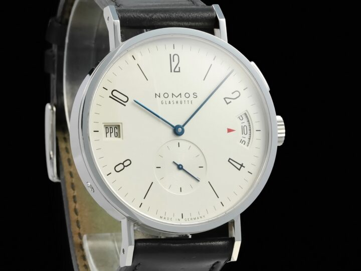 Nomos Glashütte Tangomat GMT 40mm, 635