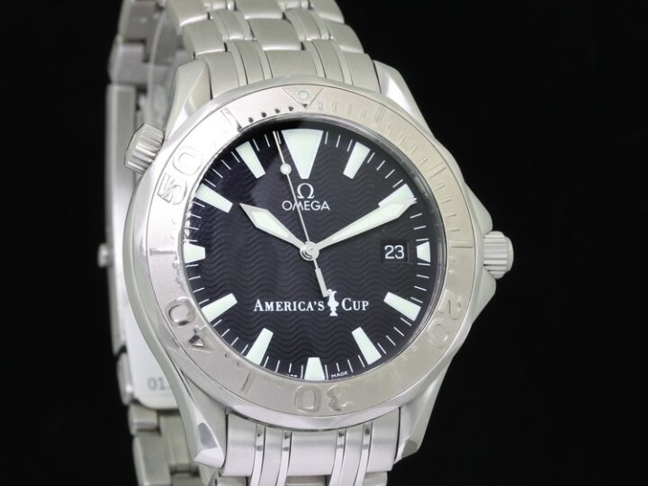 Omega Seamaster America´s Cup 300m, Limited Edition 9999, 41,5mm, 2533.50.00