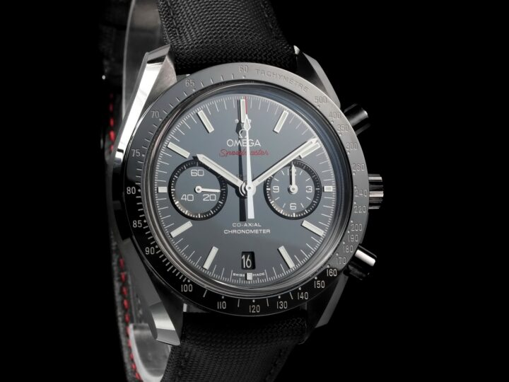 Omega Speedmaster Moonwatch 44.25mm, Dark Side of the Moon, 311.92.44.51.01.003
