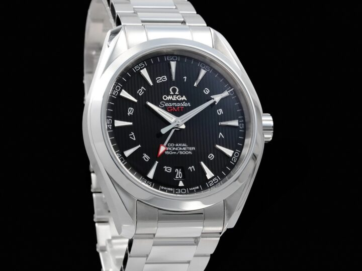 Omega Seamaster Aqua Terra GMT 150 M Co-Axial 43mm, 231.10.43.22.01.001