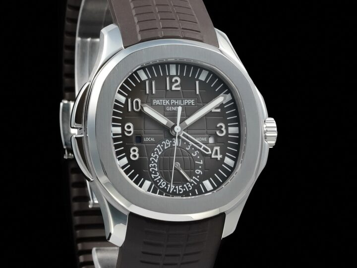 Patek Philippe Aquanaut Travel Time, 5164A-001