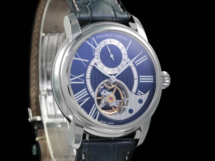Frederique Constant Heart Beat 42mm, Manufacture, 941NS4H6
