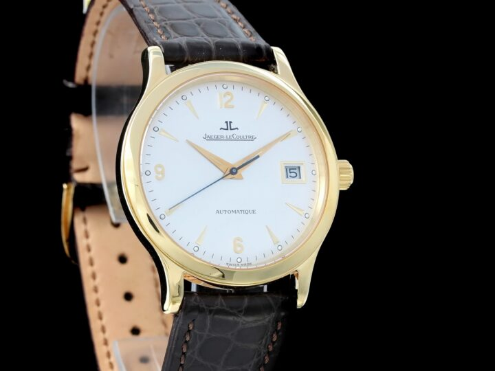 Jaeger LeCoultre Master Control Date, Gelbgold, 140.1.89 & 140.140.892N