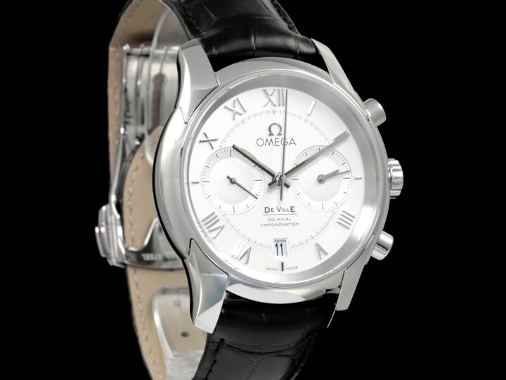 Omega De Ville Co-Axial Chronograph 42mm, 431.13.42.51.02.001