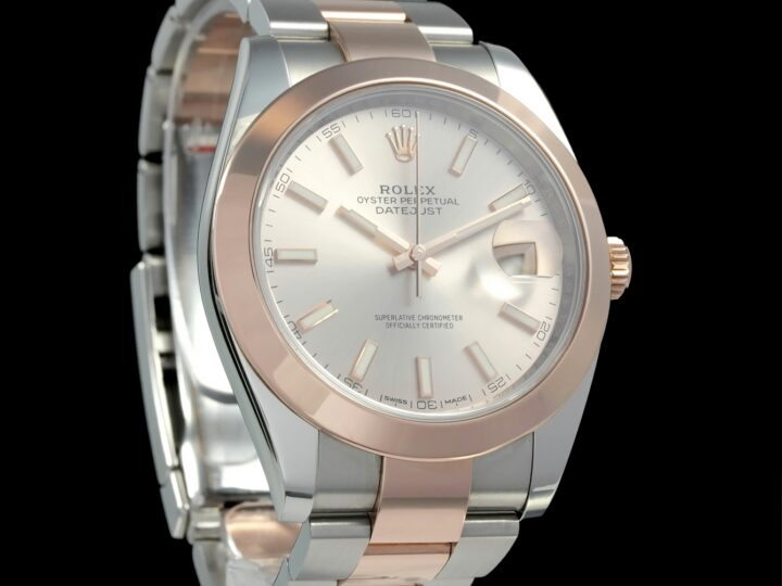 Rolex Datejust 41, Everosegold, Rolesor, 126301