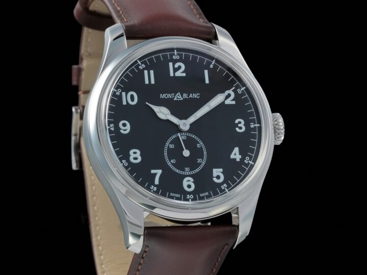 Montblanc 1858 Small Second 44mm, 115073