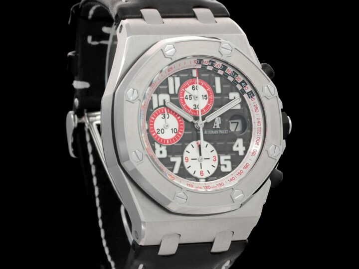 Audemars Piguet Royal Oak OffShore, Limited Edition 40pcs., The National Classic Tour, 26364ST.OO.D003CU.01