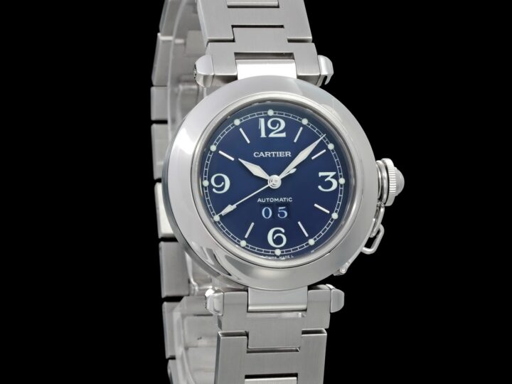 Cartier Pasha C Big Date 35mm, 2475, W31047M7