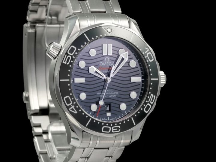 Omega Seamaster Diver 300M 42mm, Co-Axial Master, 210.30.42.20.01.001
