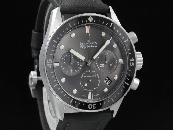 Blancpain Fifty Fathoms Bathyscaphe Chronograph Flyback 43.60mm, 5200 1110 B52A