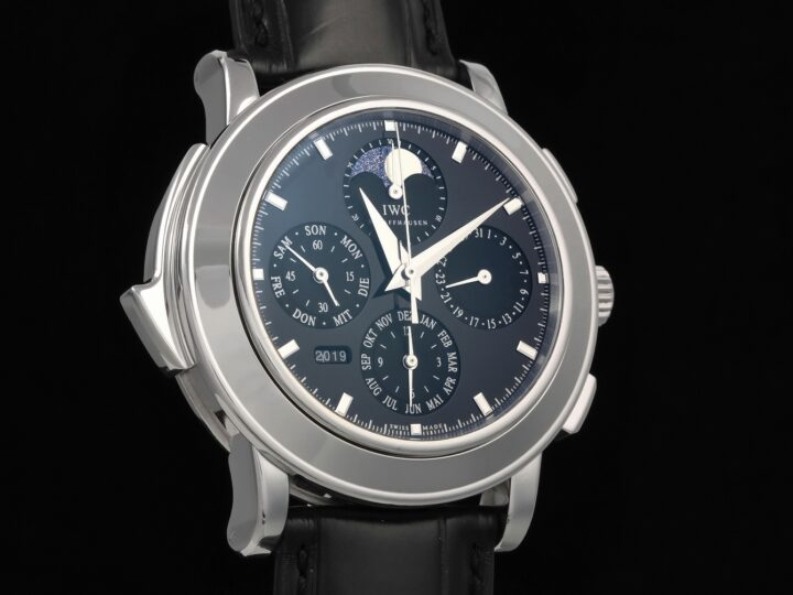 IWC Grande Complication Minute Repetition Platinum, 3770-001