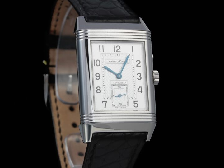 Jaeger-LeCoultre Duoface Night & Day, Black and White, 270.8.54