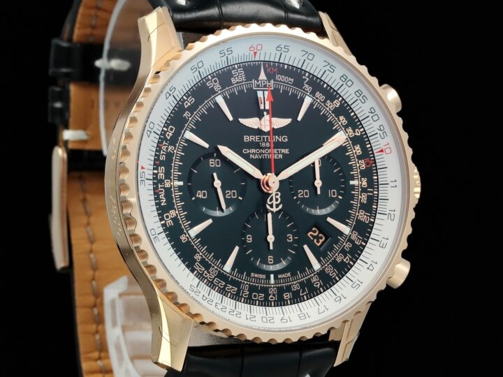 Breitling Navitimer 01, Limited Edition 250pcs. 46mm, RB0127E6/BF16/760P