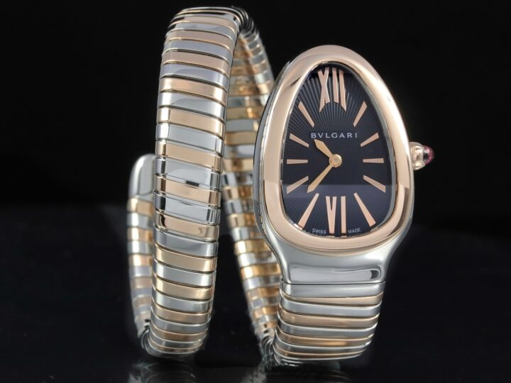 Bulgari Serpenti Tubogas, SP35BSPG.1T, 102123