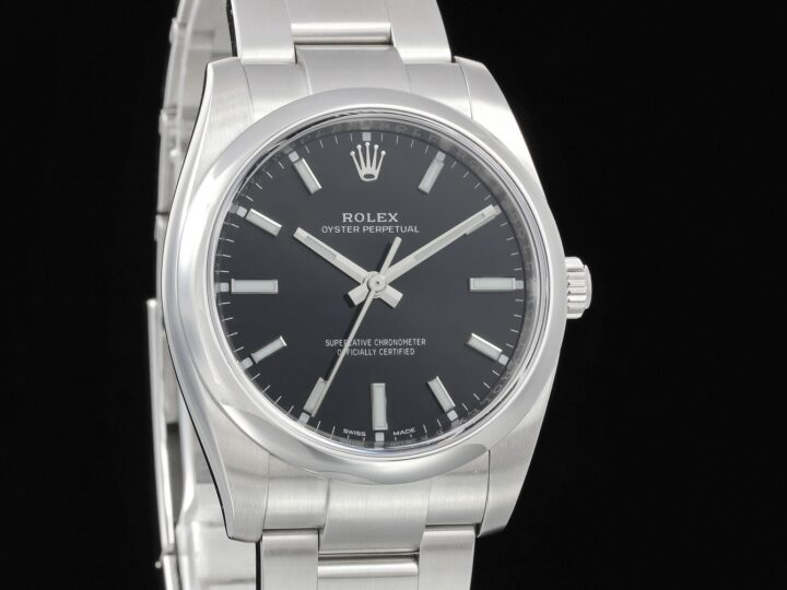 Rolex Oyster Perpetual 34mm, LC100, 114200