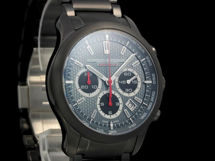 Porsche Design Dashboard 3 Limited Edition 42mm Chronograph, P'6612.19/3