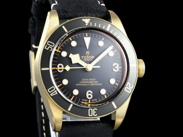 Tudor Black Bay Bronze 43mm, 79250BA