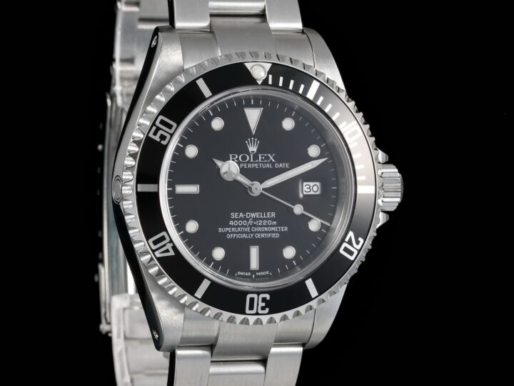 Rolex Sea-Dweller 4000ft 40mm, 16600