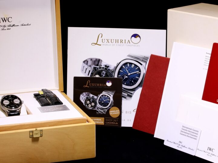 IWC Portugieser 2000 Limited of 1000pcs, Cal.5000 Automatic, IW5000-001