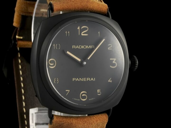 Panerai Radiomir Black Seal Limited Edition 101 for Istanbul Boutique, PAM00613