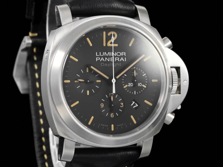 Panerai Luminor Daylight Chrono, PAM, 356, PAM00356