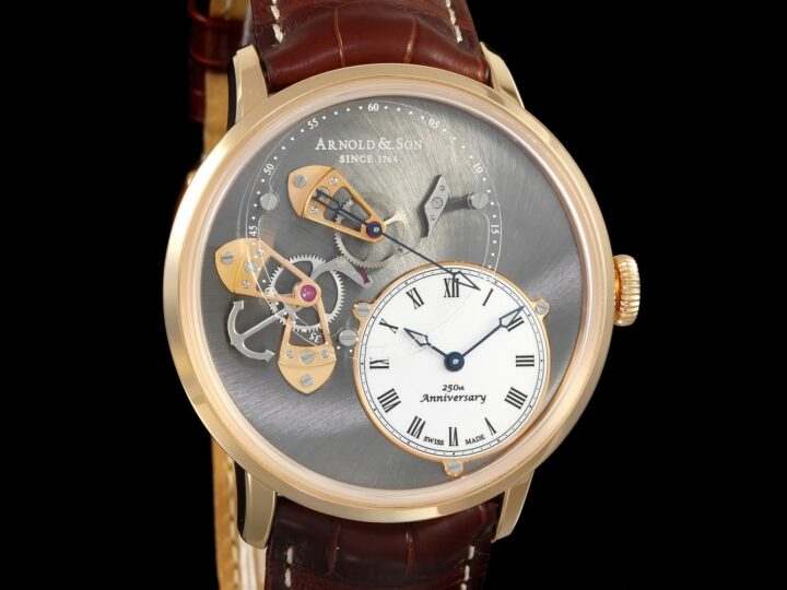 Arnold & Son DSTB 250th Anniversary, Limited 50pcs, 43.5mm, Rotgold, Automatik, 1ATAR.L01A