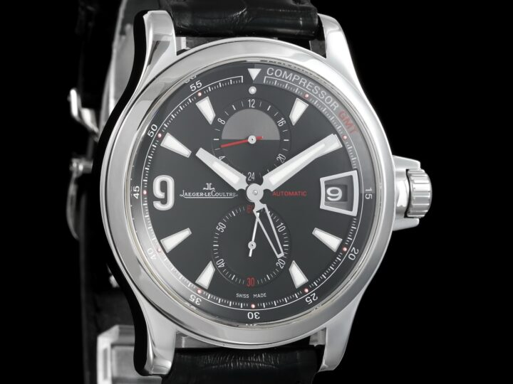 Jaeger LeCoultre Compressor GMT 41.5mm, 146.8.05