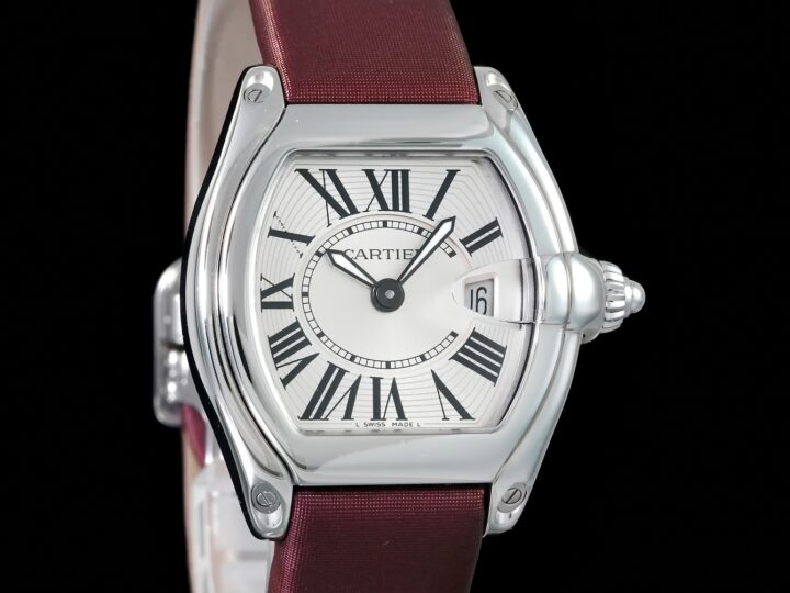 Cartier Roadster Ladies, 31.5x37mm, Faltschliesse, W62016V3, 2675