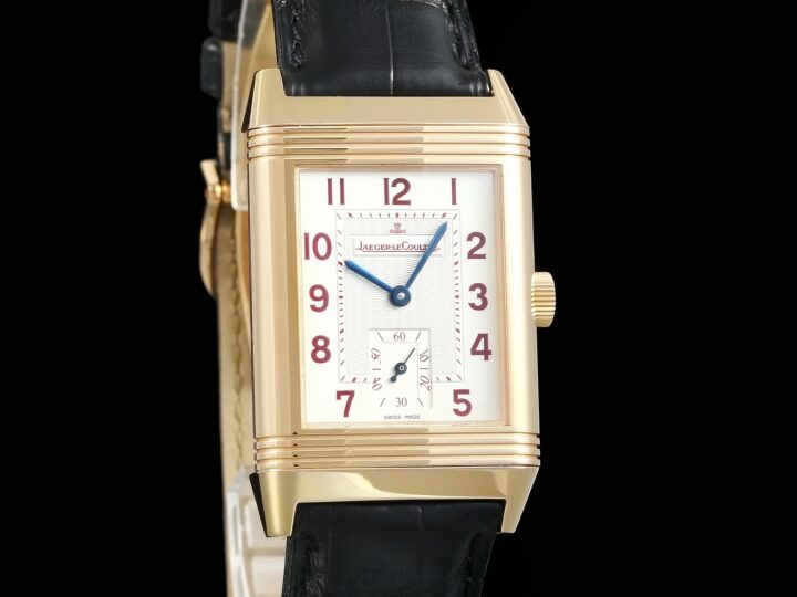 Jaeger LeCoultre Reverso Grand Taille, Limited 25pcs., TORINO FC, Rosegold, Faltschliesse, Q270241 T