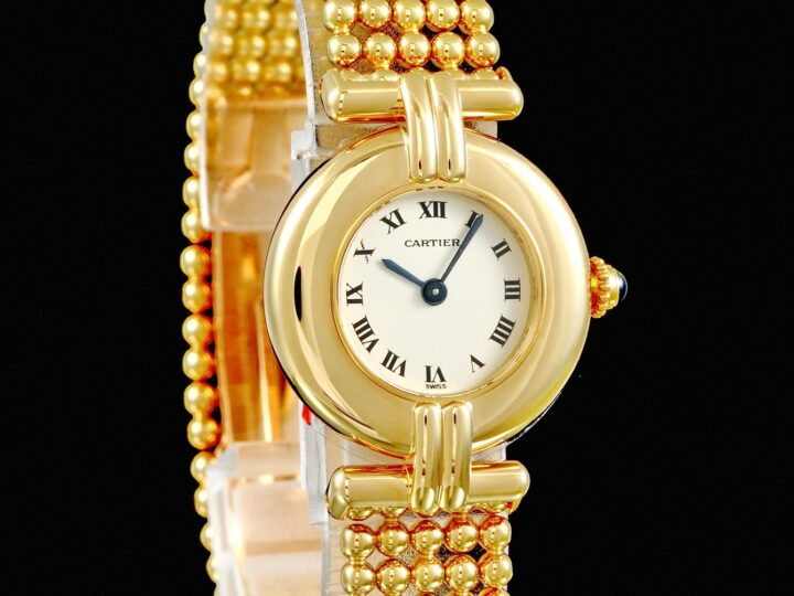 Cartier Colisee 24mm, Gelbgold, 1980 1, W1500300